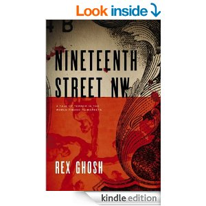 Link to the  New York Times  book review of  Nineteenth Street NW  by Rex Ghosh