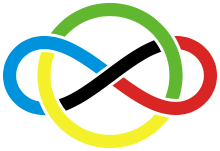 The Logo of the International Mathematical Olympiad.