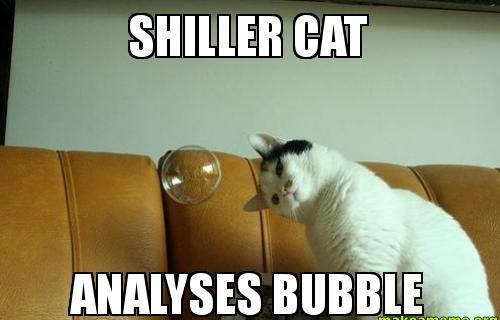 Nobubble Nobel. By Marcia