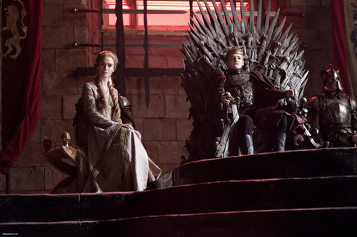 The Iron Throne  in   The Game of Thrones