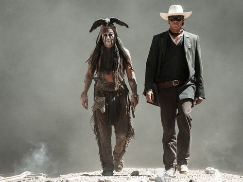 The Lone Ranger and Tonto ( original story ,  movie ,  movie review )