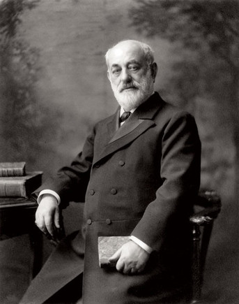 Marcus Goldman, founder of Goldman Sachs
