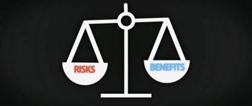 Weighing risks and benefits