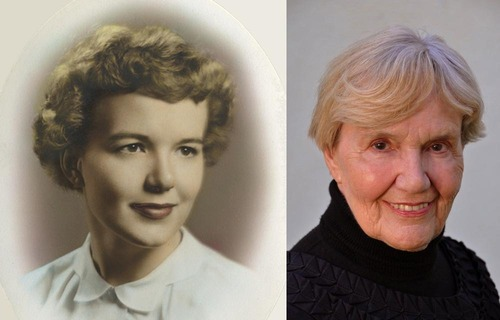 Evelyn Bee Kimball, April 25, 1929–September 27, 2012