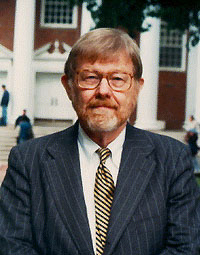 Mancur Olson, an economist who studied The Rise and Decline of Nations