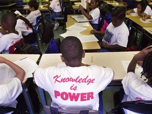"Photo from ""Is KIPP the Answer for Twin Cities Schools,"" Minnesota Public Radio"