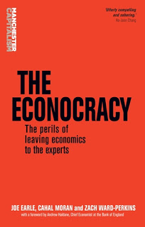 Link to Cameron Murray's Review of The Econocracy