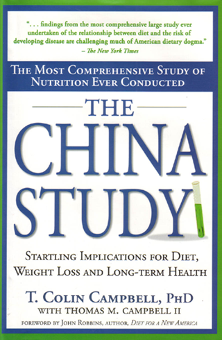 "Link to the Wikipedia page for ""The China Study"""