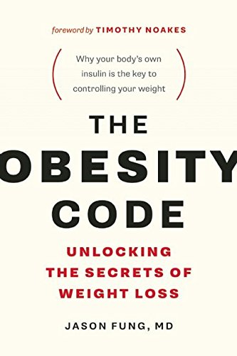 Link to the Amazon site for  The Obesity Code