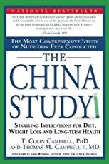Link to the Amazon page for  The China Study