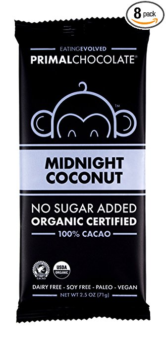 Link to Amazon site for MIdnight Coconut