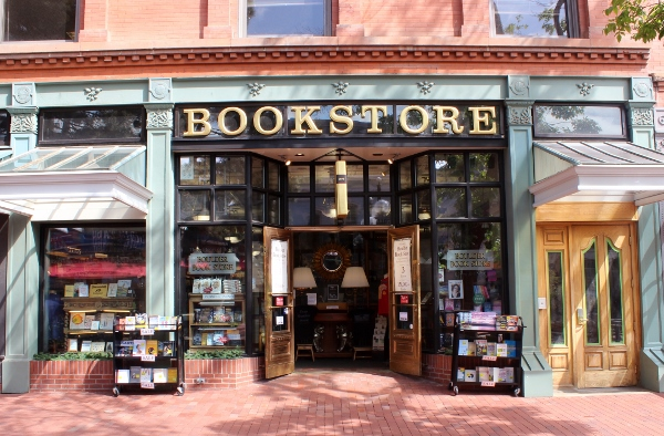Website for the Boulder Book Store