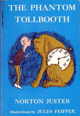 Link to the Wikipedia article on  The Phantom Tollboth