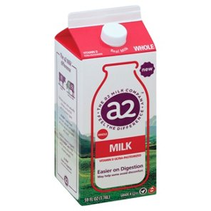 Link to the a2 Milk Company website