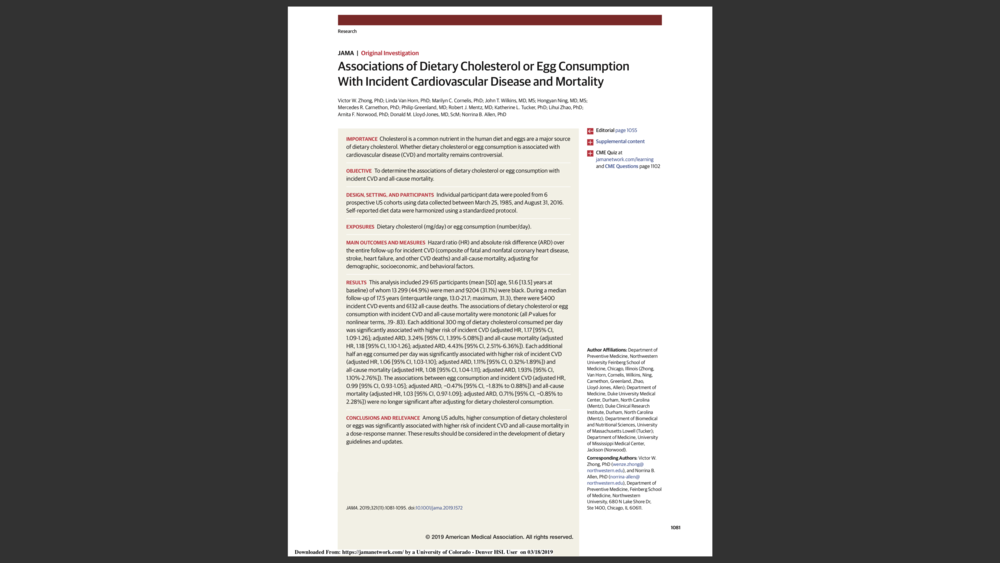 Link to the abstract for the JAMA article shown just above