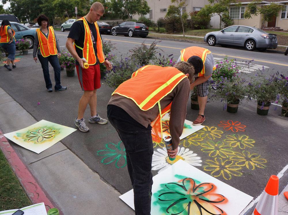 GoMANGo Pilot Greenway & Street Festival (Santa Monica, CA)