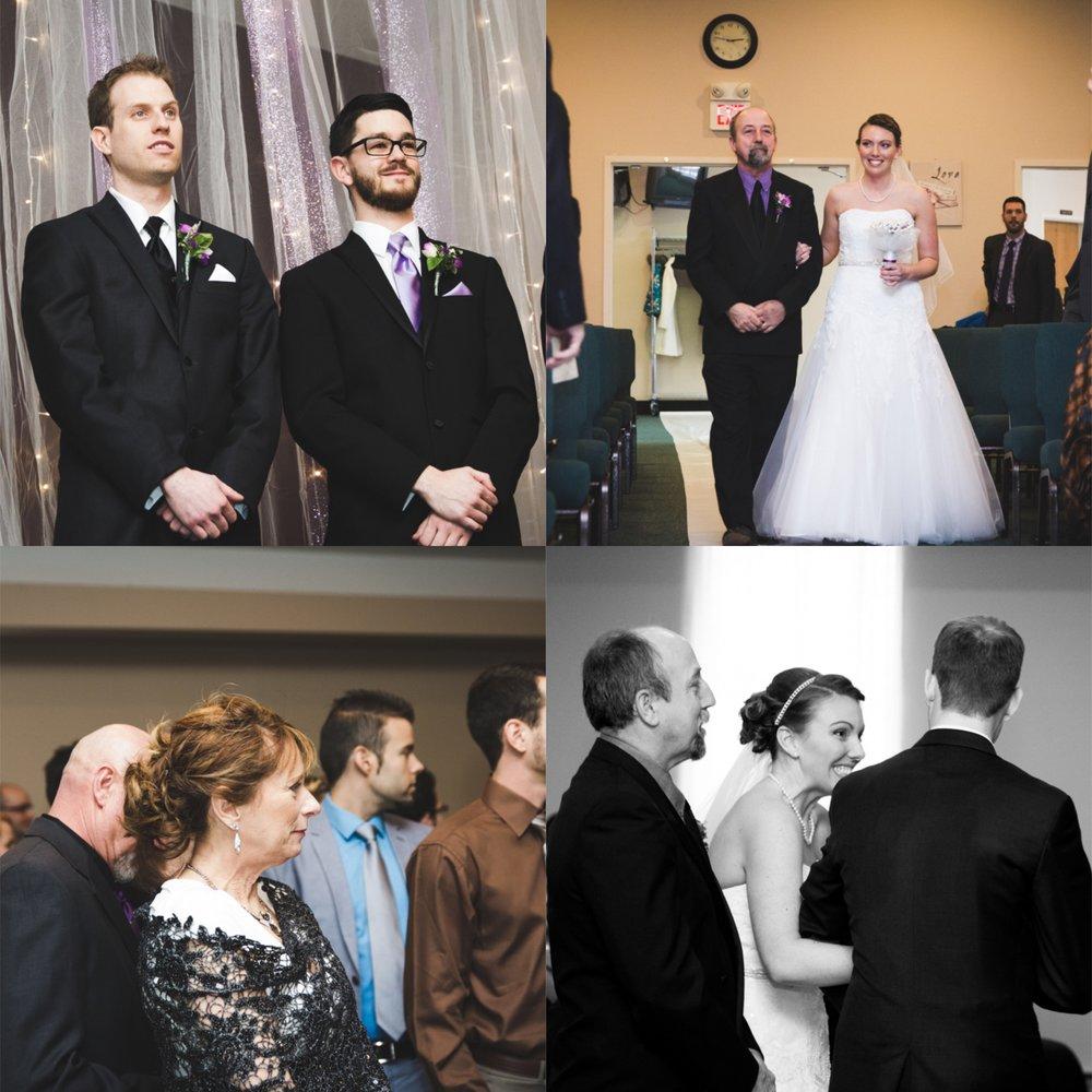 FIRST LOOK OF THE BRIDE REVEAL WEDDING PHOTOS | TORONTO WEDDING PHOTOGRAPHER.jpg