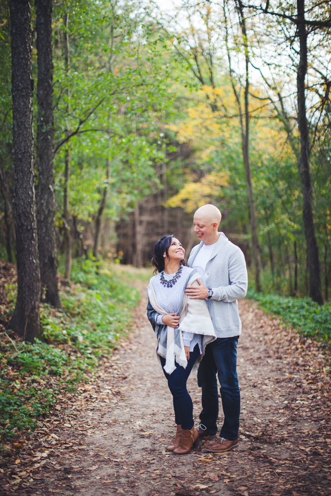 Guelph lake Fall engagement wedding photography-