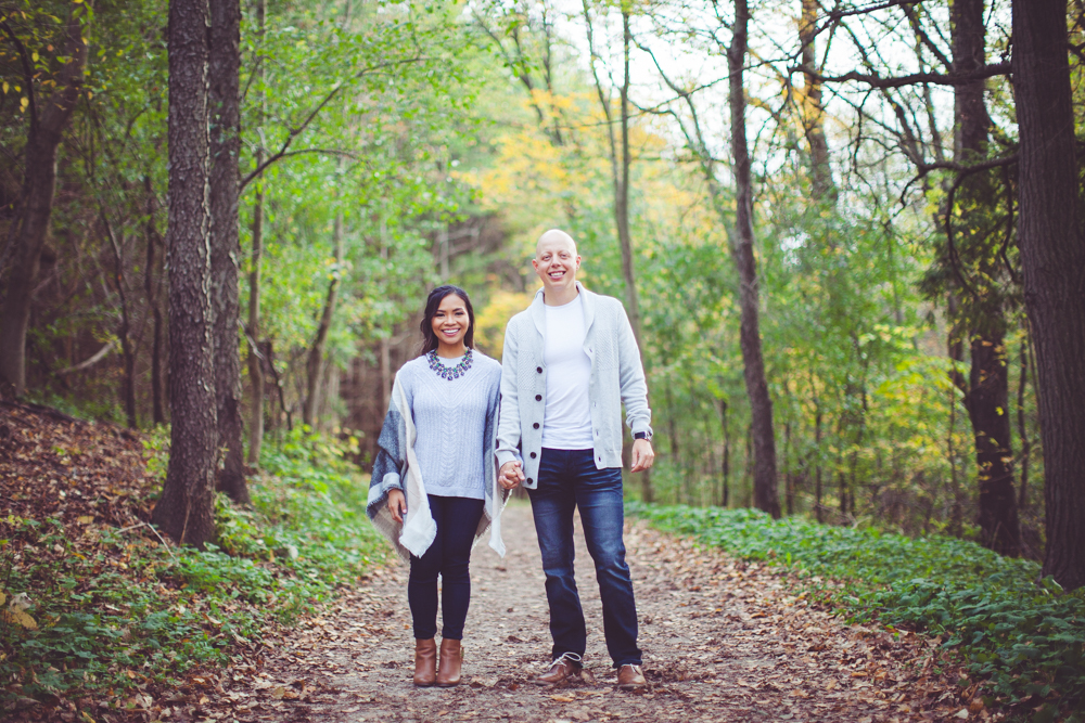 Guelph lake Fall engagement wedding photography-1