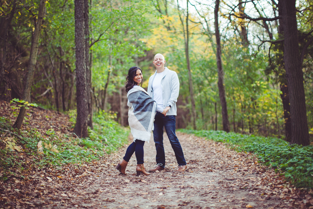 Guelph lake Fall engagement wedding photography-3