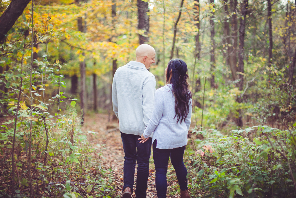 Guelph lake Fall engagement wedding photography-7
