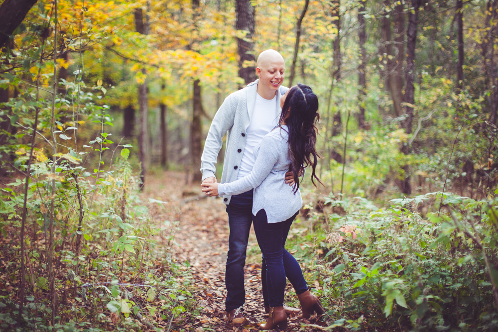 Guelph lake Fall engagement wedding photography-8