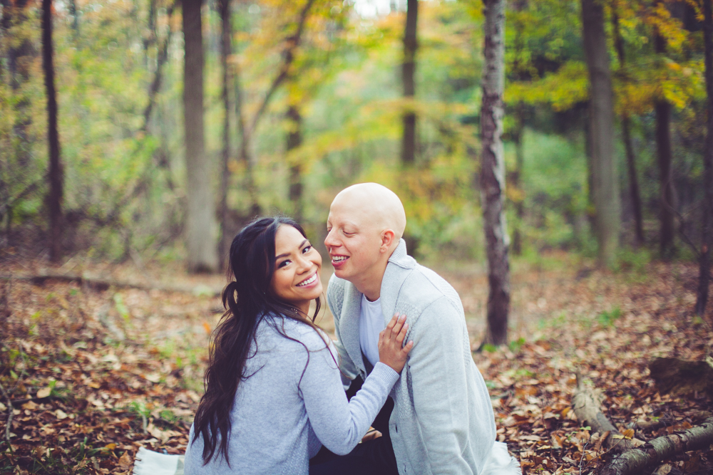 Fall engagement wedding photography Toronto Guelph-7