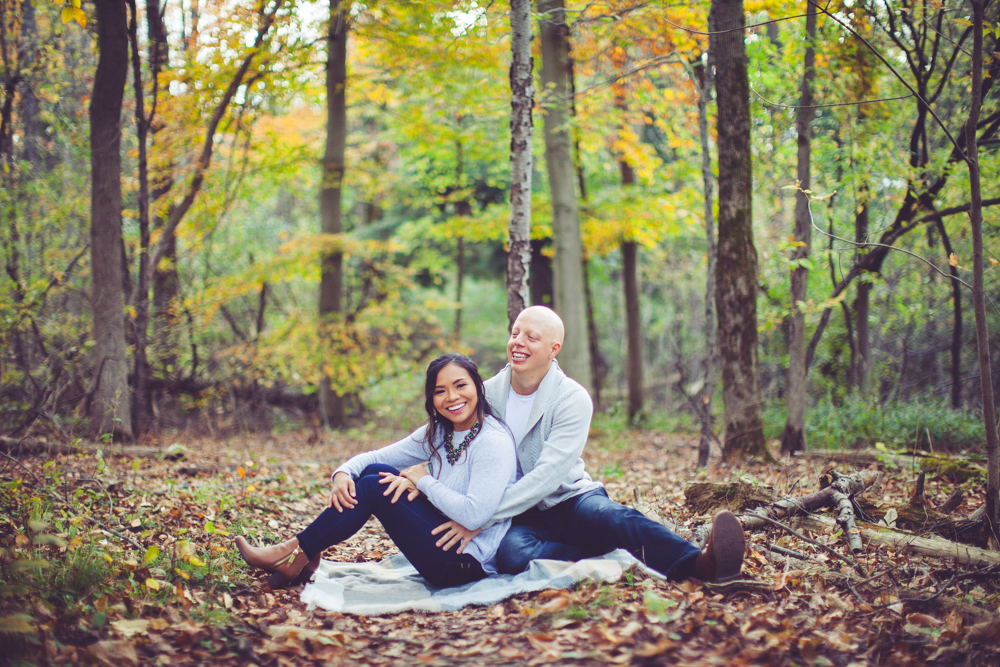 cute engagement pictures-