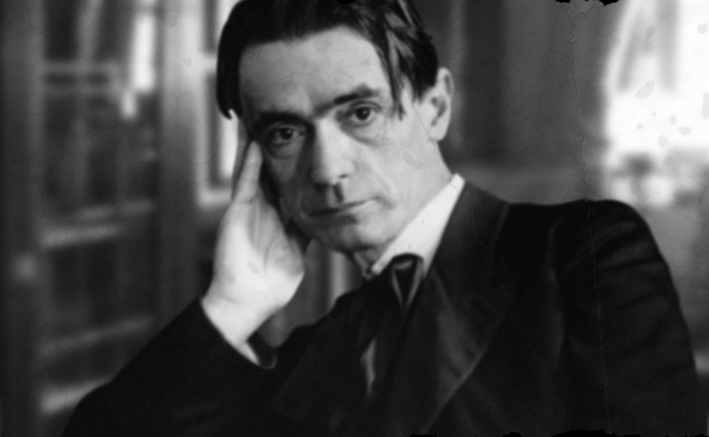 Rudolf Steiner - 20th Century European Scientist, Educator, Artist and Philosopher founded Waldorf Education 1919.