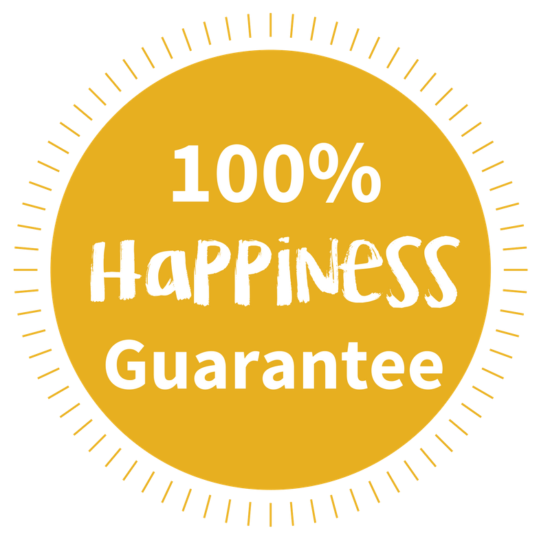 Thrive Arts Center - 100% Happiness Guarantee