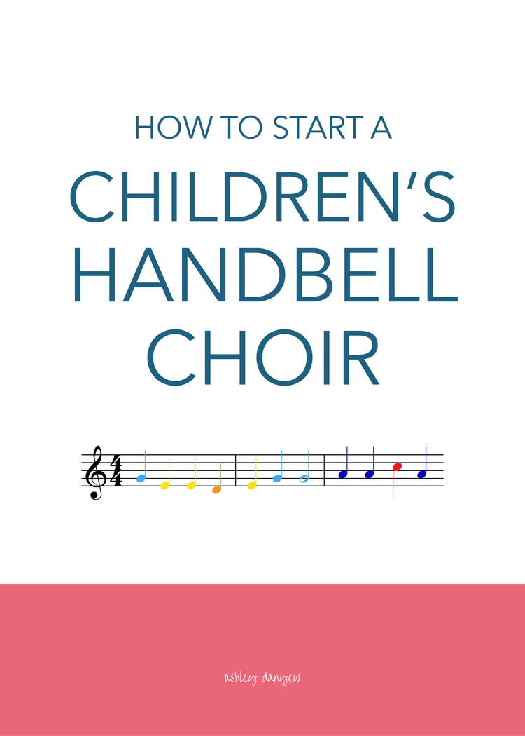How to Start a Handbell Choir (with Zero Experience