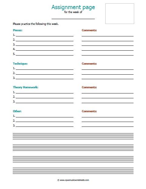Assignment Sheet 3