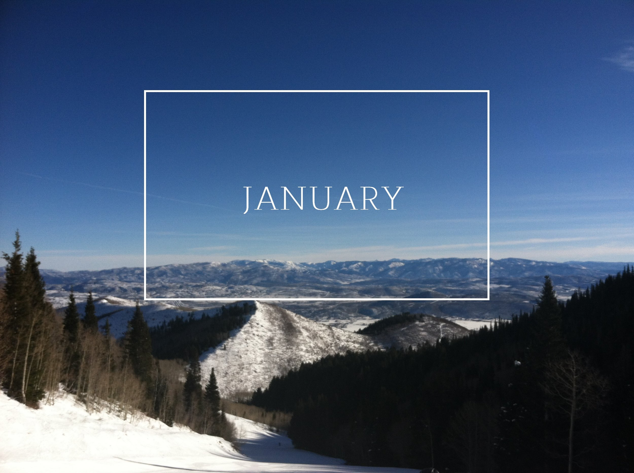 Ashley Danyew | January Goals