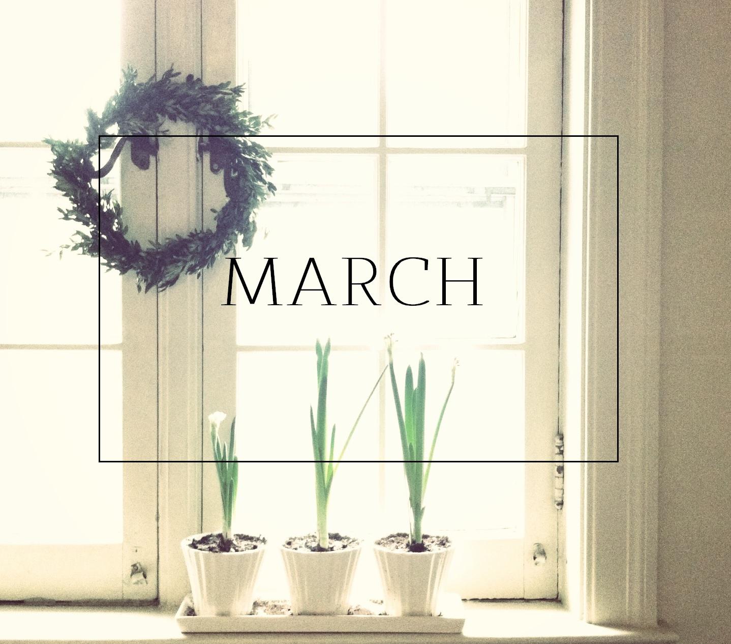 Ashley Danyew | March Goals
