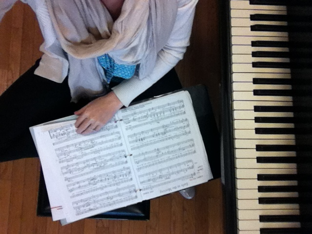 Choosing Repertoire | Ashley Danyew
