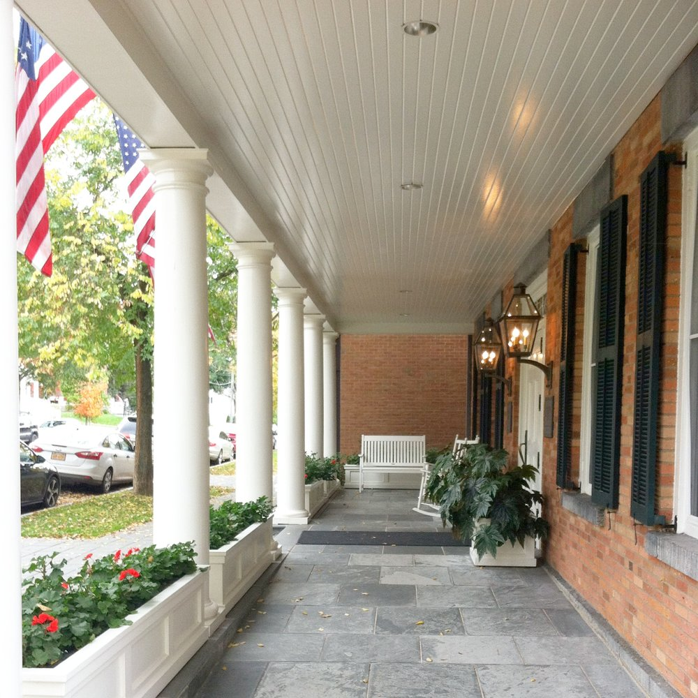 Aurora NY, Aurora Inn, Finger Lakes, Cayuga Lake, Upstate NY