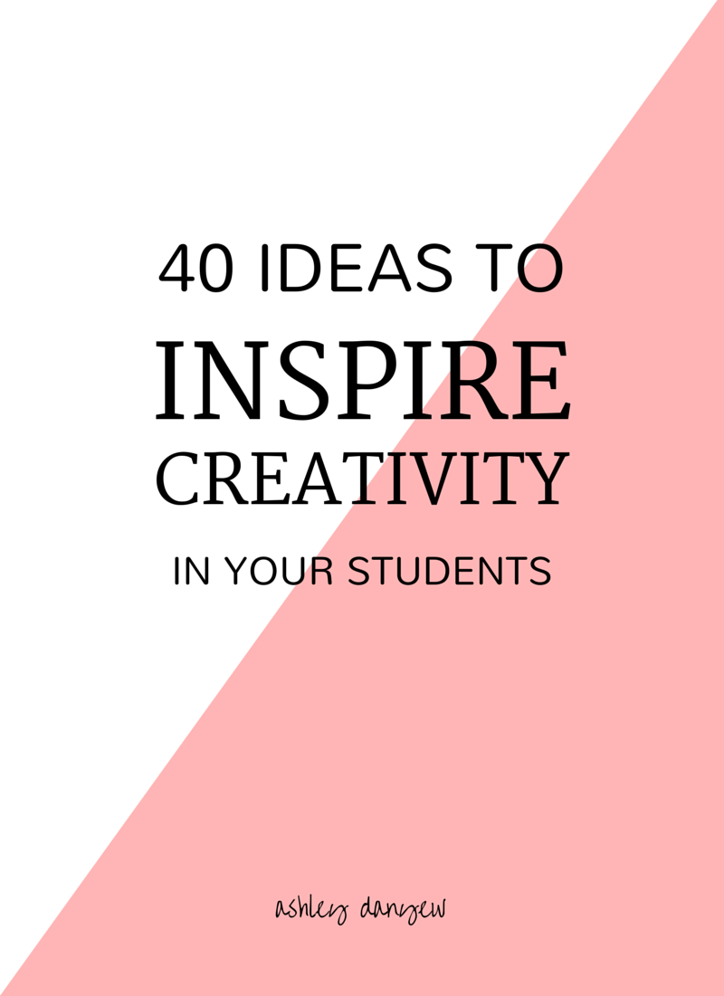 40 Ideas to Inspire Creativity In Your Piano Students | Ashley Danyew