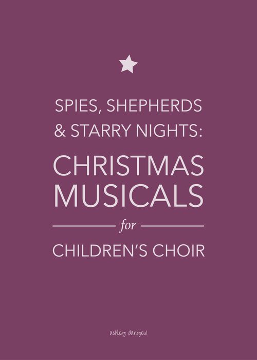 christmas musicals for childrens choir 01png - Childrens Christmas Musicals