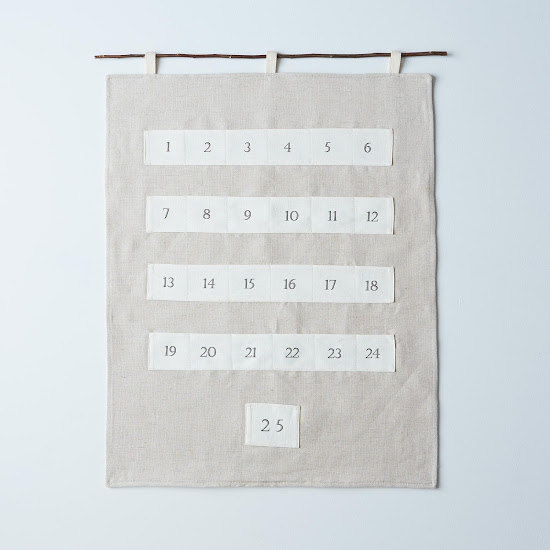 Advent Calendar by Pilosale on Etsy