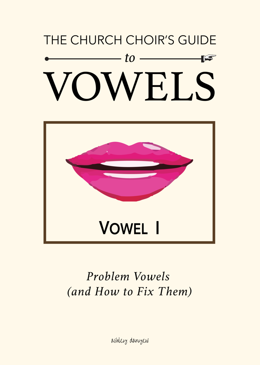 Copy of The Church Choir's Guide to Vowels - Part II
