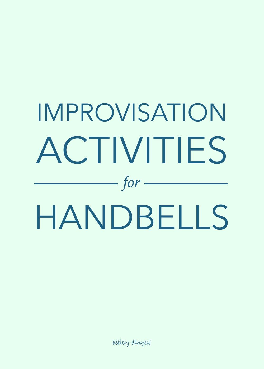 Copy of Improvisation Activities for Handbells