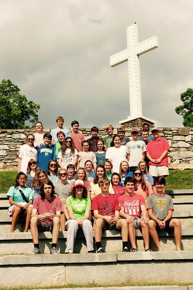 Wesleyan Youth Choir, Athens First UMC - Mystery Tour 2017