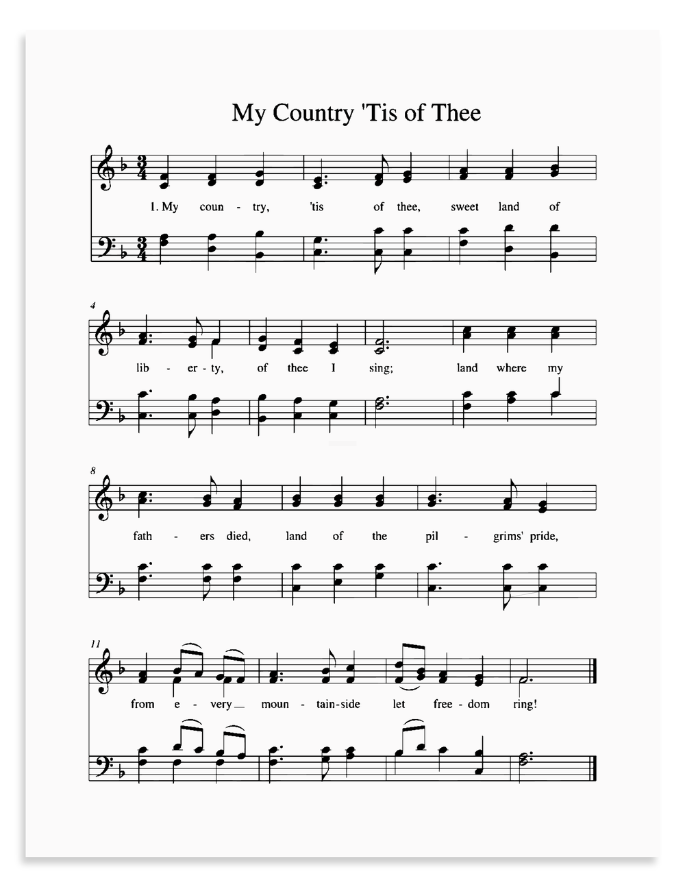 My Country 'Tis of Thee.png