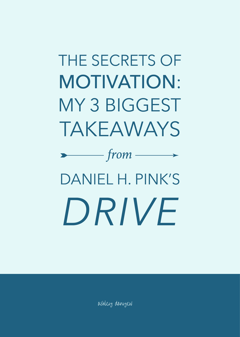 The Secrets of Motivation - My 3 Biggest Takeaways from Daniel H. Pink's Drive-16.png