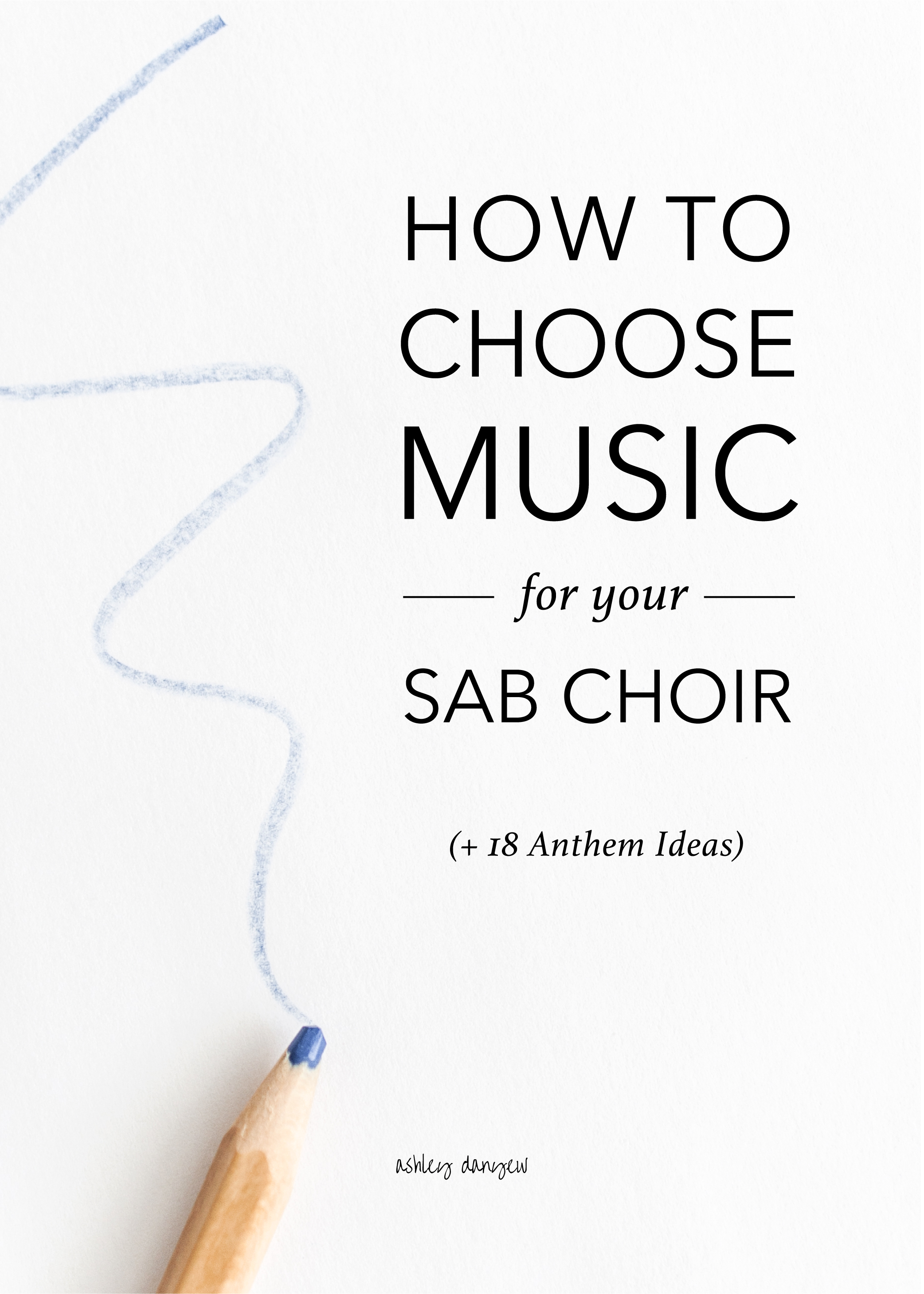 How to Choose Music for Your SAB Choir (+ 18 Anthem Ideas