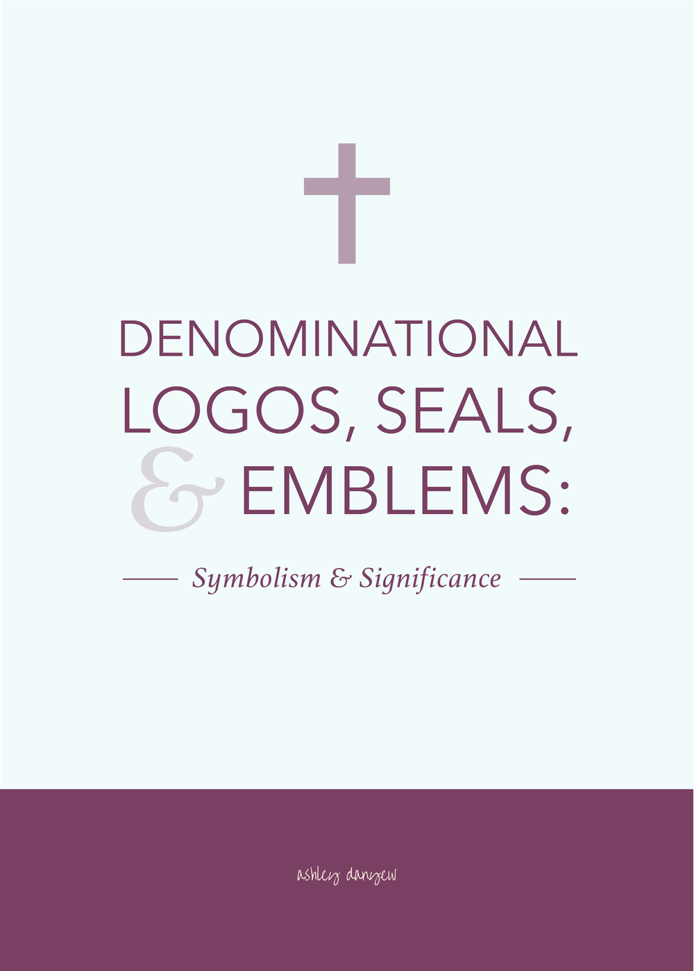 Copy of Denominational Logos, Seals, and Emblems - Symbolism and Significance