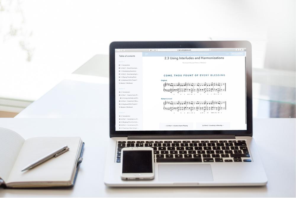 The Church Musician Primer - an online keyboard skills class for church musicians.png