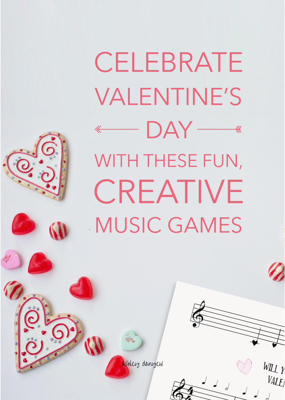 Celebrate Valentine's Day with These Fun, Creative Music Games