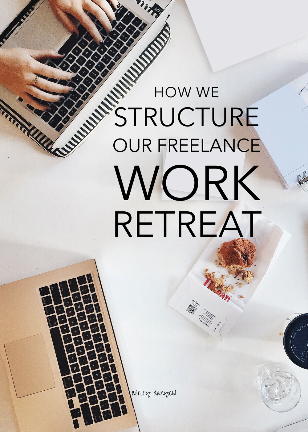 How We Structure Our Freelance Work Retreat (+ Free Workbook!)