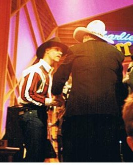 JD PRIEST & Charlie Daniels on stage in Nashville TN.jpg